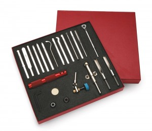 SORBY Micro Werkzeugset 18-teilig
