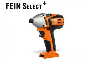 ASCD 18 W4 Select: Akku-Schlagschrauber 1/4 in