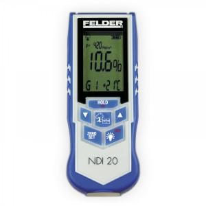 FELDER Holz- und Baufeuchtemessgerät NDI 20