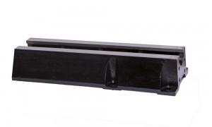 Maschinenbettverlängerung NOVA schwarz