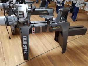 Drechselmaschine Zebrano 600 Vorführmaschine