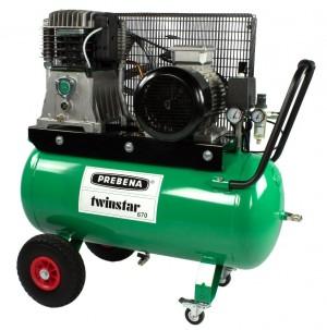 PREBENA TWINSTAR 670 Kompressor