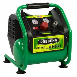 PREBENA VITAS 100 AKKU Montage-Kompressor