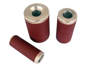 SET: Profi-Alu-Schleifzylinder, Ø45,60,80mm