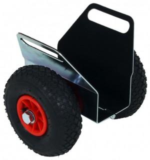 Platten-Klemmwagen