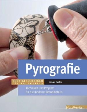 FACHBUCH Pyrografie