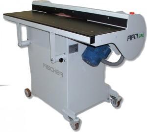 FISCHER RFM-320 Rundprofil- und Fasenschleifmaschine