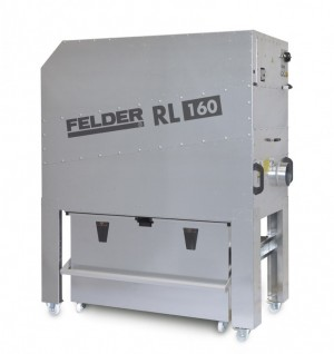 RL160, Mobiles Reinluft-Absauggerät, 3x400 V