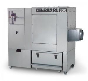 RL 350, Mobiles Reinluft-Absauggerät, 3x400V