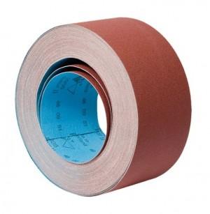 Schleifbandrolle Breite 100 mm
