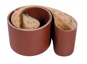 Schleifbänder für Band- und Kantenschleifmaschinen