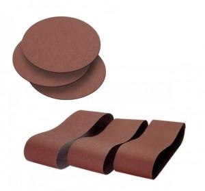 Schleifmittel für BDS150 Band- und Tellerschleifmaschine