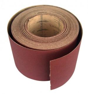 Schleifpapier mit Papiergrund, Rolle 20 m
