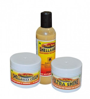SHELLAWAX Starter - SET