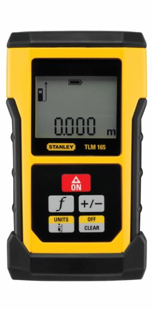 STANLEY Laserentfernungsmesser TLM 165