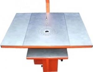 Tischverbreiterung zu HARTHIE E-300 Dekupiersäge