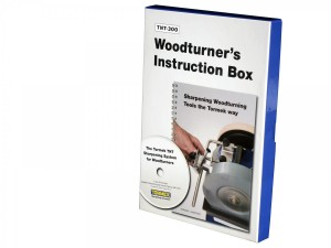 TORMEK Woodturner's Instruction Box