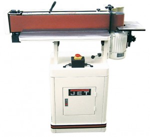 JET EVHS-80 Kantenschleifmaschine