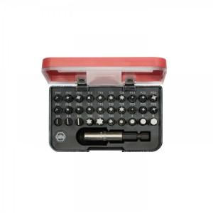 WIHA Bit Box, 31-teilig mit Universal Bithalter