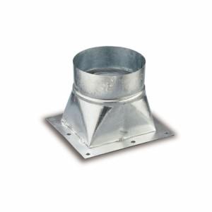Ausblasrohranschluss Ø160mm für G4A