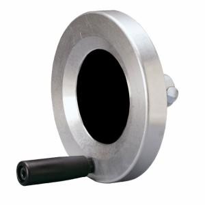 FELDER System-Handrad Ø160mm, vorbereitet für Digitalanzeige