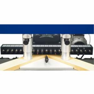 Gehrungsanschlag für FELDER Dübellochbohrmaschine FD921