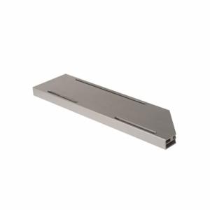 berschubplatte für Zapf- und Schlitzarbeiten für FELDER und FORMAT-4
