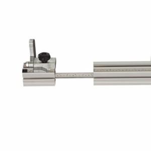 Ablänganschlagverlängerung L 750mm, für FELDER Serie 500 und HAMMER Serie3