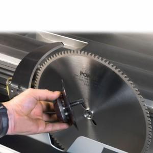 FORMAT-4 Werkzeugloses Schnellwechselsystem für kappa550