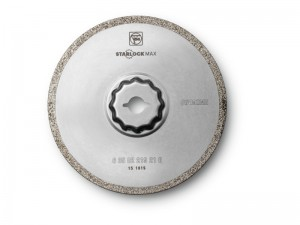 Diamant-Sägeblatt rund SLM Ø 105 x 1,2