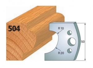Profilmesser bzw. Abweiser Nr. 504