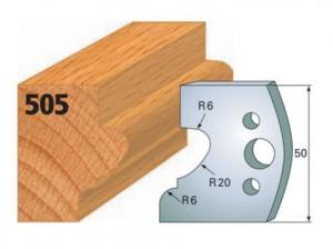 Profilmesser bzw. Abweiser Nr. 505