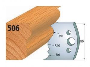 Profilmesser bzw. Abweiser Nr. 506
