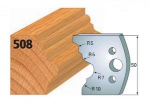 Profilmesser bzw. Abweiser Nr. 508