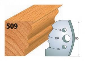 Profilmesser bzw. Abweiser Nr. 509