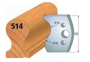 Profilmesser bzw. Abweiser Nr. 514