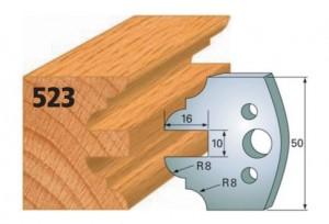 Profilmesser bzw. Abweiser Nr. 523