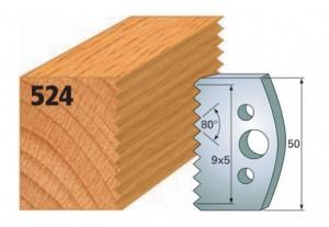 Profilmesser bzw. Abweiser Nr. 524