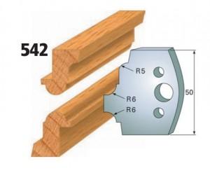 Profilmesser bzw. Abweiser Nr. 542