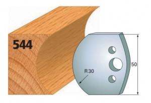Profilmesser bzw. Abweiser Nr. 544