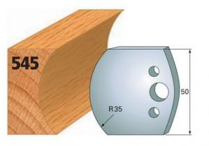 Profilmesser bzw. Abweiser Nr. 545