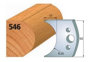 Profilmesser bzw. Abweiser Nr. 546