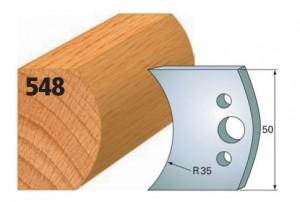 Profilmesser bzw. Abweiser Nr. 548