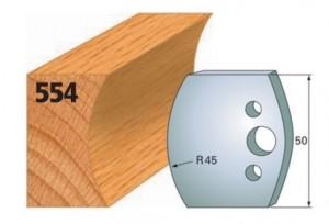 Profilmesser bzw. Abweiser Nr. 554