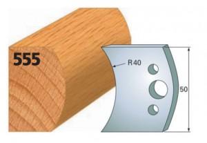 Profilmesser bzw. Abweiser Nr. 555
