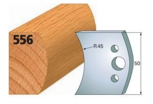 Profilmesser bzw. Abweiser Nr. 556