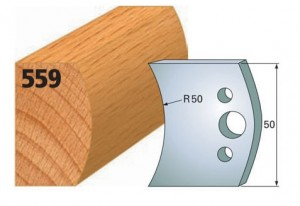 Profilmesser bzw. Abweiser Nr. 559