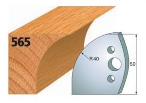 Profilmesser bzw. Abweiser Nr. 565