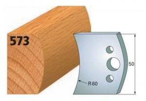 Profilmesser bzw. Abweiser Nr. 573