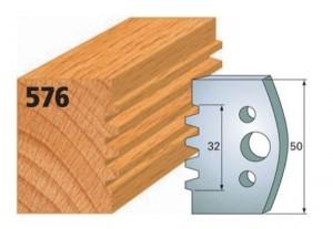 Profilmesser bzw. Abweiser Nr. 576